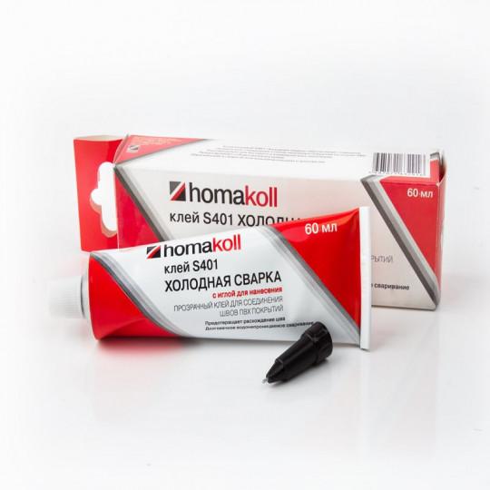 Клей для холодной сварки Homakoll S 401 с иглой