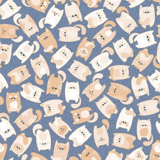 Линолеум бытовой Синтерос Комфорт Kitty 3