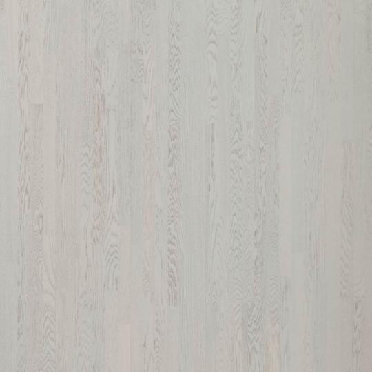 Паркетная доска Floorwood (Флорвуд) Oak Orlando Milk Matt 3s