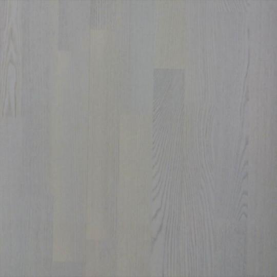 Паркетная доска Floorwood (Флорвуд) Ash Madison milky white Matt Lac 3s