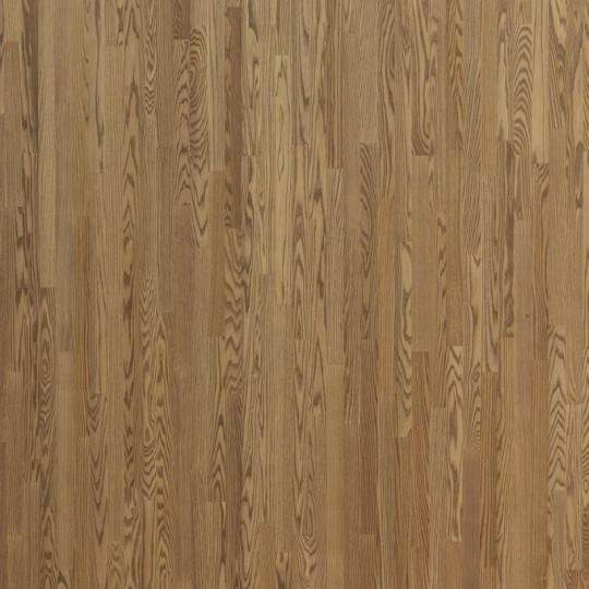 Паркетная доска Floorwood (Флорвуд) Ash Madison beige Oiled 3s