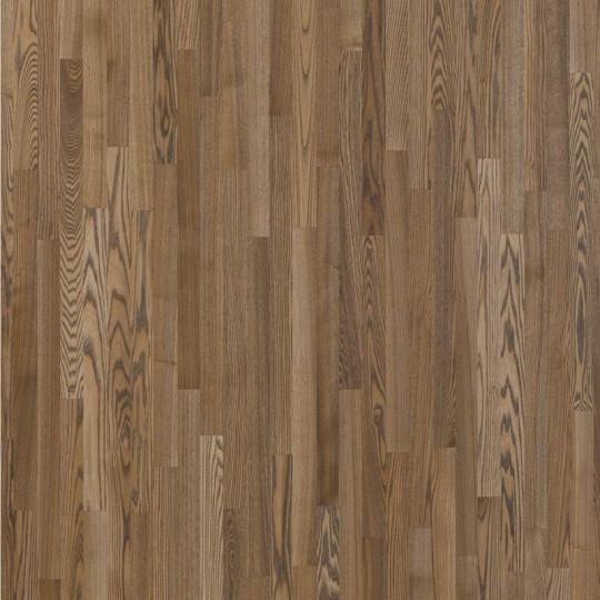 Паркетная доска Floorwood (Флорвуд) Ash Madison brown Oil 3s
