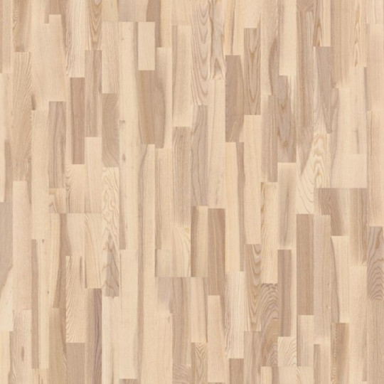 Паркетная доска Karelia (Карелия) Polar Ash Country Vanilla Matt 3S Ясень Кантри Ванилла Матт трёхполосный