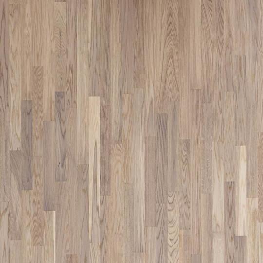 Паркетная доска Polarwood (Поларвуд) Дуб Ливинг белый матовый Oak Living White