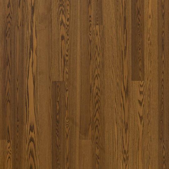 Паркетная доска Polarwood (Поларвуд) Ясень Premium Ash Chevalier Brown