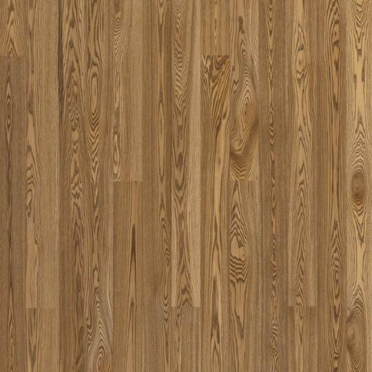 Паркетная доска Polarwood (Поларвуд) Ясень Premium Ash Royal Brown