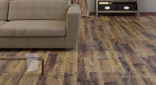 Пробковый пол Corkstyle коллекция Wood