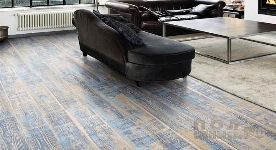 Пробковый пол Corkstyle коллекция Wood XL Color