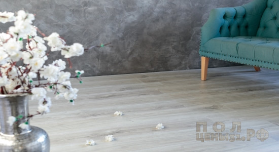 Кварц-виниловая ПВХ-плитка Aquafloor коллекция Quartz
