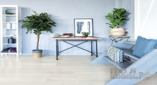 Кварц-виниловая ПВХ-плитка Alpine Floor коллекция Easy Line