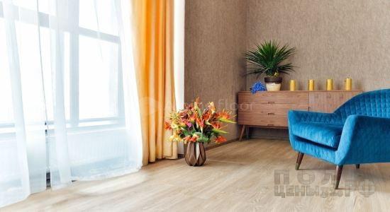 Кварц-виниловая ПВХ-плитка Alpine Floor коллекция Sequoia