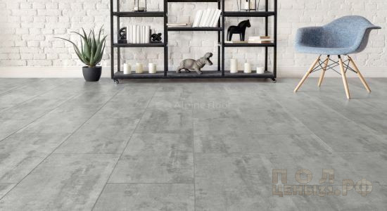Кварц-виниловая ПВХ-плитка Alpine Floor коллекция Stone
