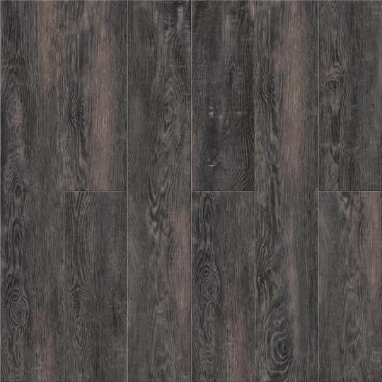 Кварц-виниловая ПВХ-плитка Cronafloor Wood ZH-81112-1 Дуб Морёный