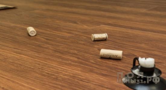 Кварц-виниловая ПВХ-плитка EcoClick коллекция EcoWood